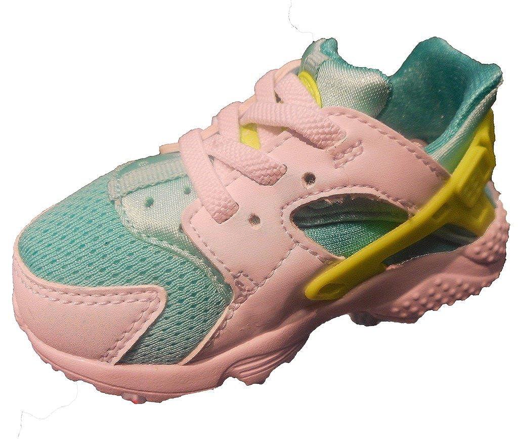 b3485fc2bd03 NIKE Unisex Babies  Huarache Run (Td) Sneakers