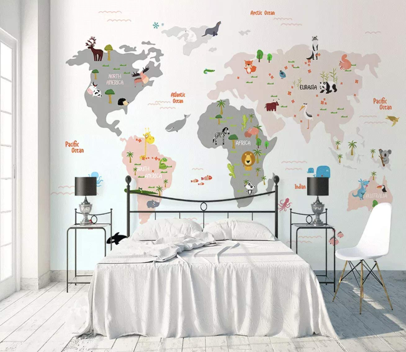 10 Best World Map for Kids Reviews in 2021 20