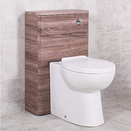 Beliebt Aquariss Badezimmer Möbel Spülkasten Verkleidung Schrank+Toilette OF74
