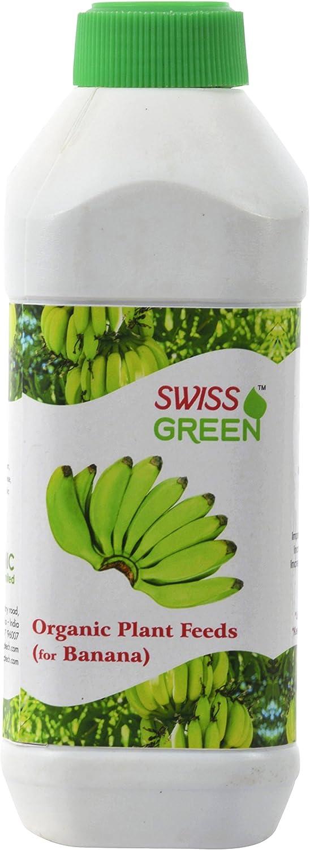 Swiss Green - Organic Liquid Fertilizer -17 oz