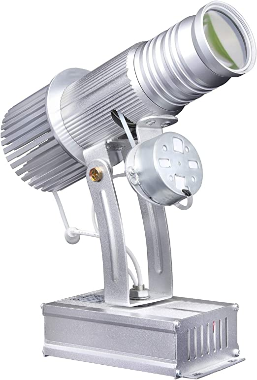 WUZHENG Imagen Personalizada LED GOBO Logo Proyector Luz para ...