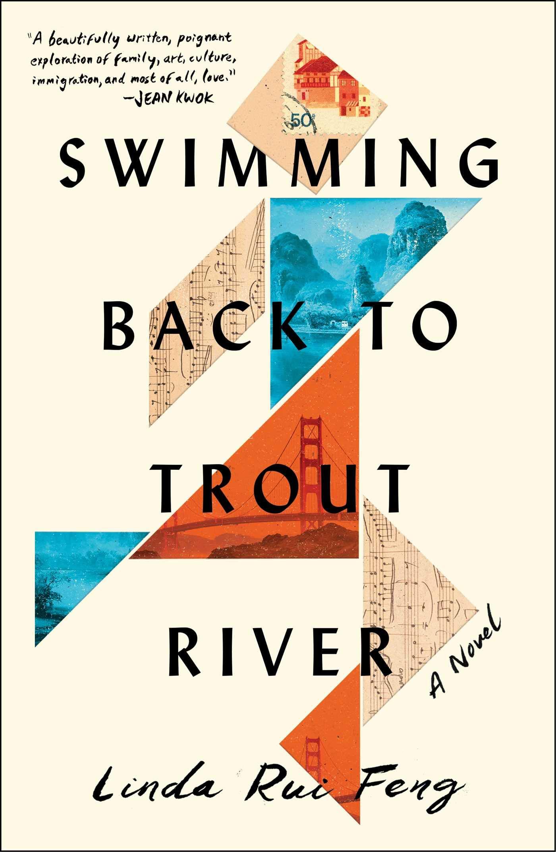Amazon.com: Swimming Back to Trout River: A Novel (9781982129392): Feng,  Linda Rui: Books