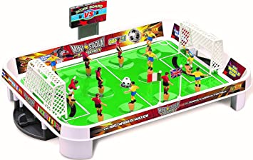 Villa Giocattoli – Futbolín Mini Stadium Soccer Pro – Fútbol Futbolín Futbolín, Multicolor, 1010: Amazon.es: Juguetes y juegos