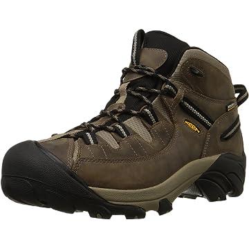 best KEEN Men's Targhee II Mid Waterproof Hiking Boot reviews