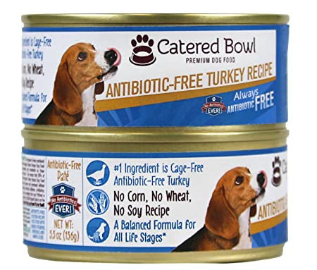 Catered Bowl Premium Can Dog Food