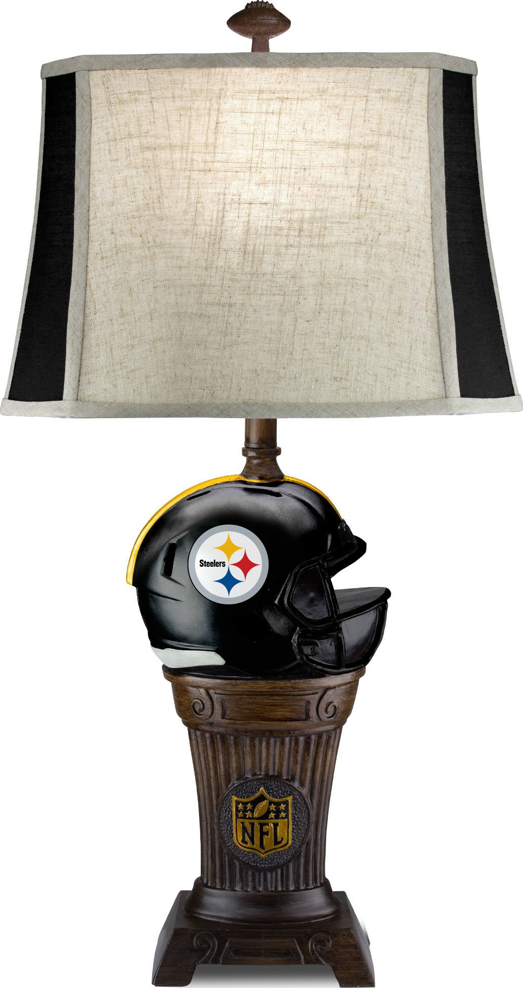Imperial Officially Licensed NFL Merchandise: Trophy Lamp, Pittsburgh Steelers