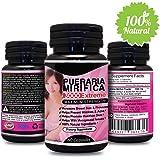 Pueraria Mirifica 3000 Extreme Pure & Natural Bust Breast Enlargement Pills Capsules