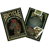 Bicicleta Warrior Caballo Deck