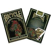 Bicicleta Warrior Caballo Deck