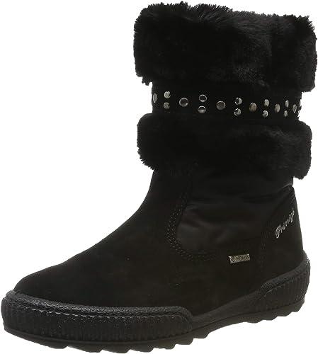 retirada Decorar compañero  Primigi Girls Pli Gore-tex 43801 Snow Boots, Black (Nero/Nero/Nero  4380111), 1 UK: Amazon.co.uk: Shoes & Bags