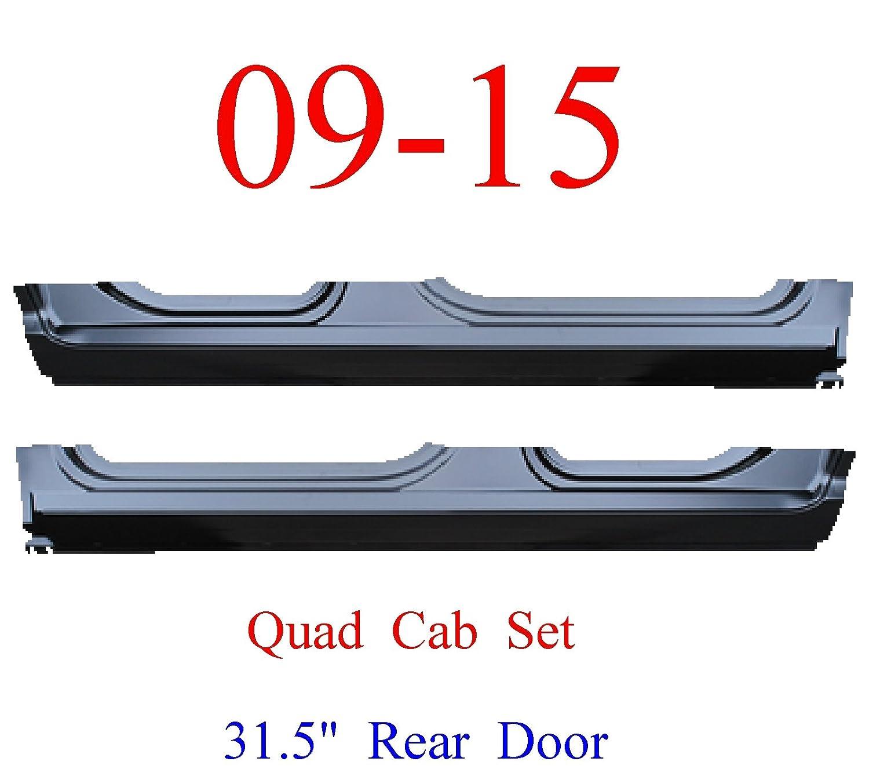 "For 31.5/"" Rear Door 1.2MM Thick Ram Truck 09 15 Ram RIGHT Quad Cab Corner"