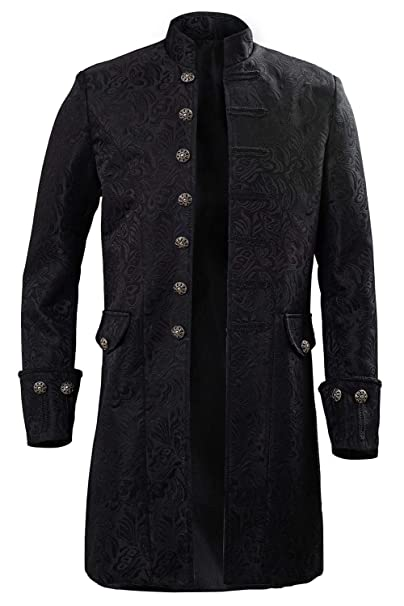 Amazon.com: Chaqueta para hombre, estilo victoriano, estilo ...