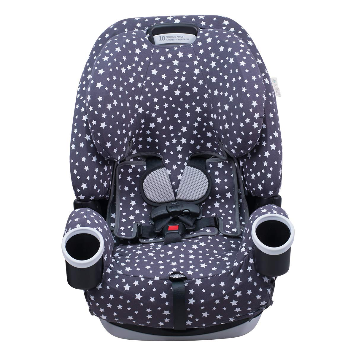 JANABEBE Cover Liner Compatible with car seat Graco 4Ever (Winter Sky)