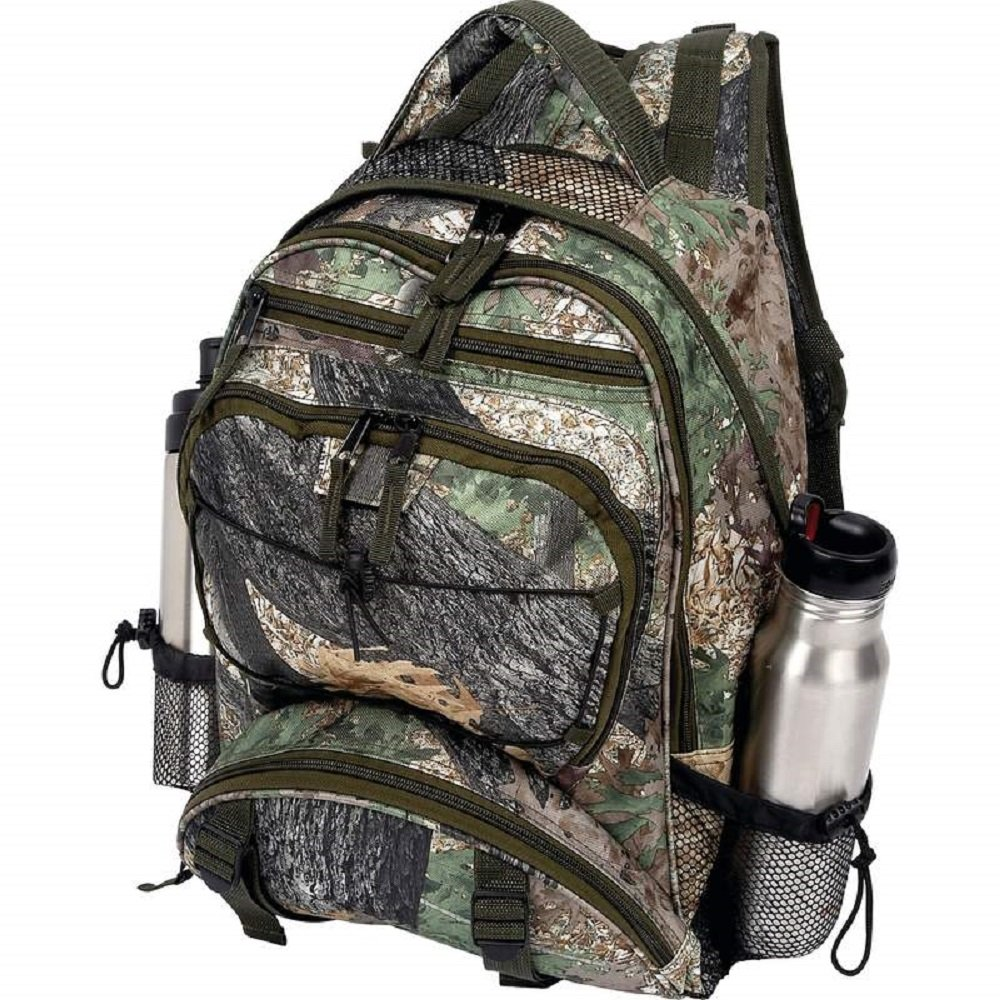 Extreme Pak™ Invisible® Camouflage Water-Resistant 17'' Backpack
