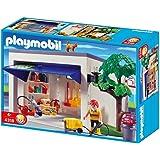 Playmobil - 4281 - Véranda et jardin: Amazon.fr: Jeux et Jouets
