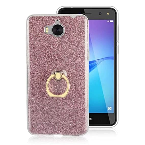 Amazon com: Huawei Y5 2017 Case,Gift_Source [Ring Holder Kickstand