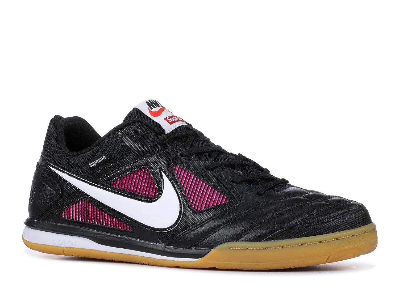 check out 7ec16 bee8f Nike SB Gato QS, Scarpe Scarpe Scarpe da Skateboard Uomo B0059UII1E 46 EU  MultiColoreeee (nero bianca Spirit Teal Gum Light Marronee 001)   di moda    Una ...