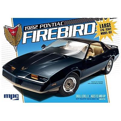 MPC 858 1/16 1982 Pontiac Firebird: Toys & Games