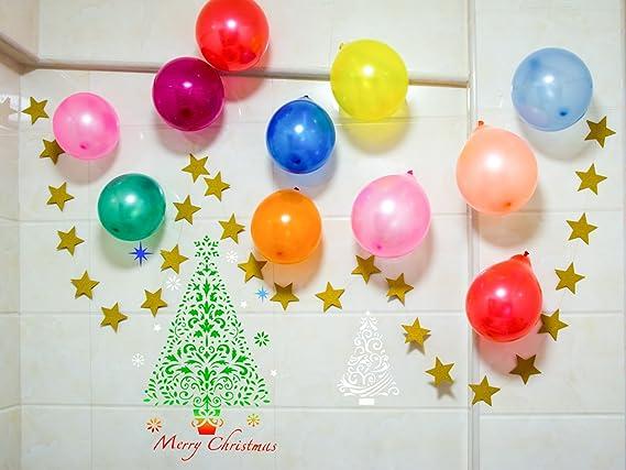 Decorazioni Fai Da Te Per Feste : Yolito pezzi palloncini biadesivi puntini adesivi nastro per