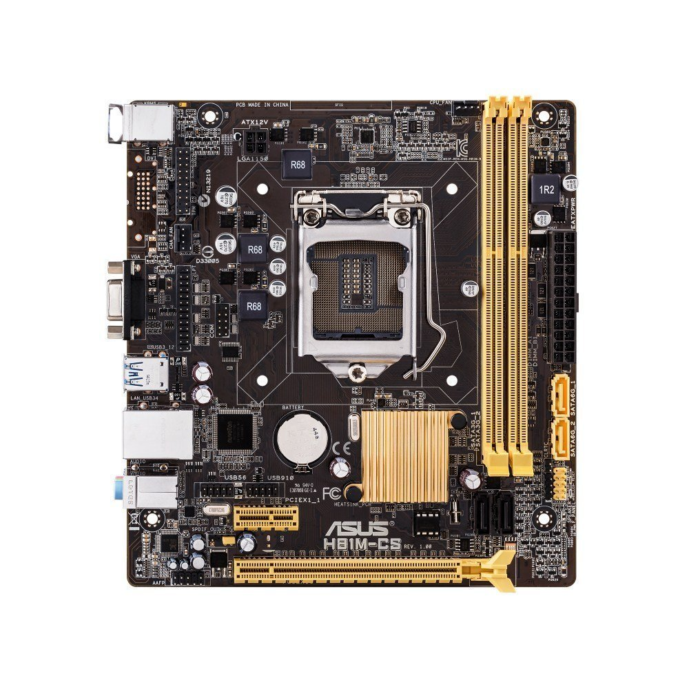 Driver for ASUS H81M-CS/BR Intel Graphics