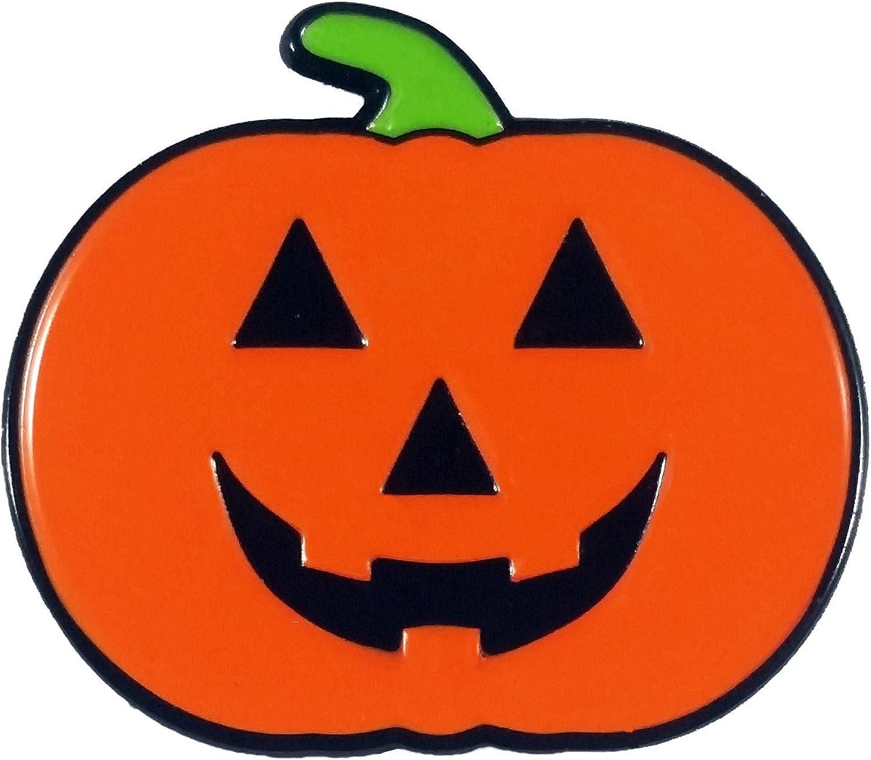 Amazon Com Milk Mug Designs Smiling Jack O Lantern Happy Halloween Pumpkin Enamel Pin Jewelry