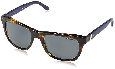 459cb3f4777 Ralph Lauren 4090 535181 Tortoise and Blue 4090 Wayfarer Sunglasses ...