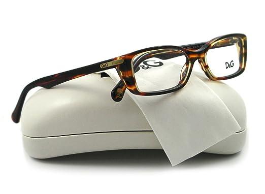 Amazon.com: Dolce & Gabbana D & G anteojos DD 1219 1572 ...