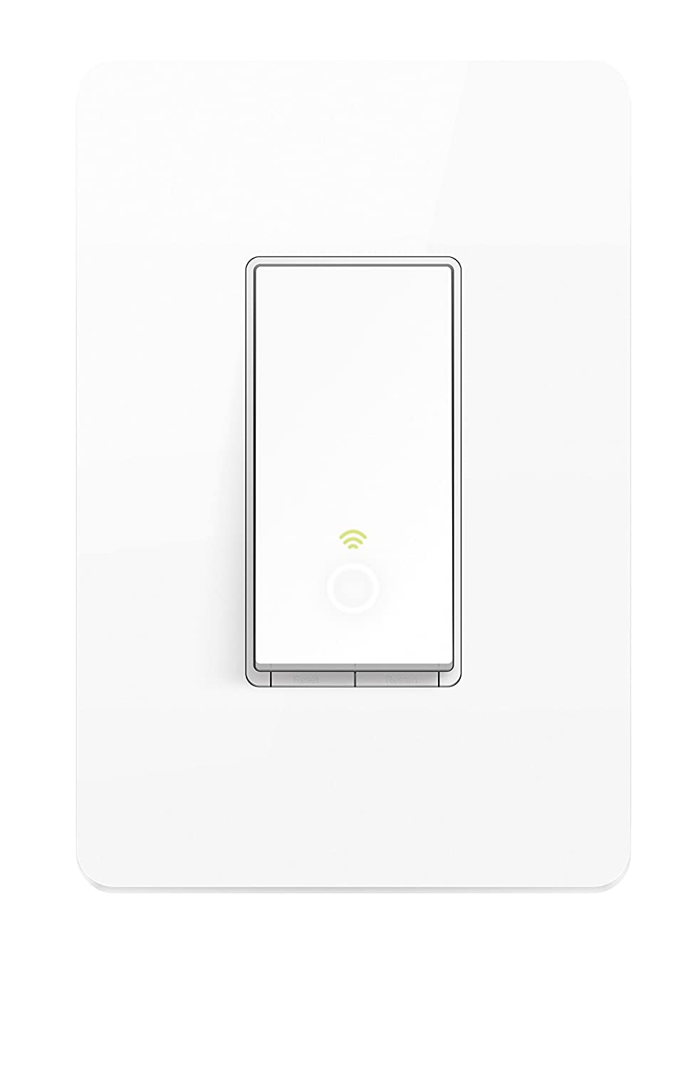 Merveilleux TP Link Smart Wi Fi Light Switch, No Hub Required, Single Pole, Requires  Neutral Wire, Works With Alexa And Google Assistant (HS200)     Amazon.com