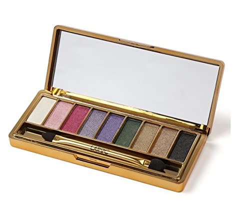 Glitz cosméticos 12 Color pigmentada eyehadow paleta Reino Unido marca de confianza UK vendedor Glitz 12