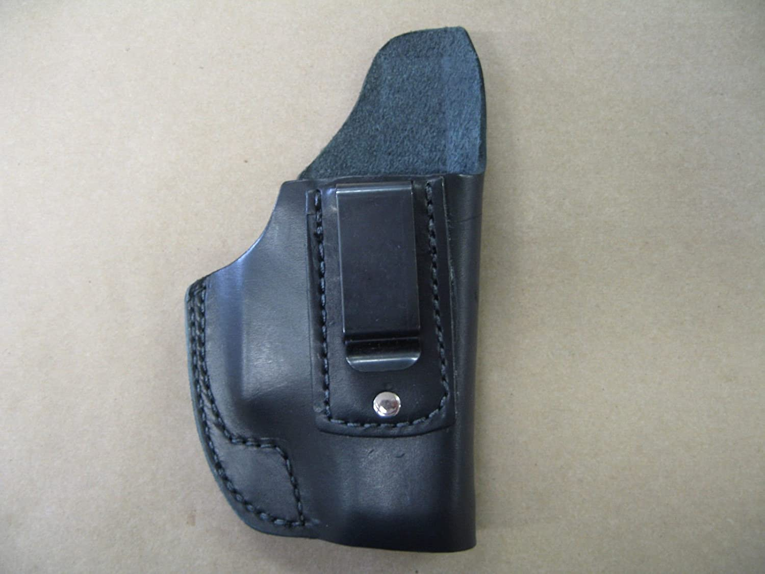 Taurus Millennium G2 9mm 40 Iwb Leather In The Schematics Waistband Concealed Carry Holster Black Sports Outdoors