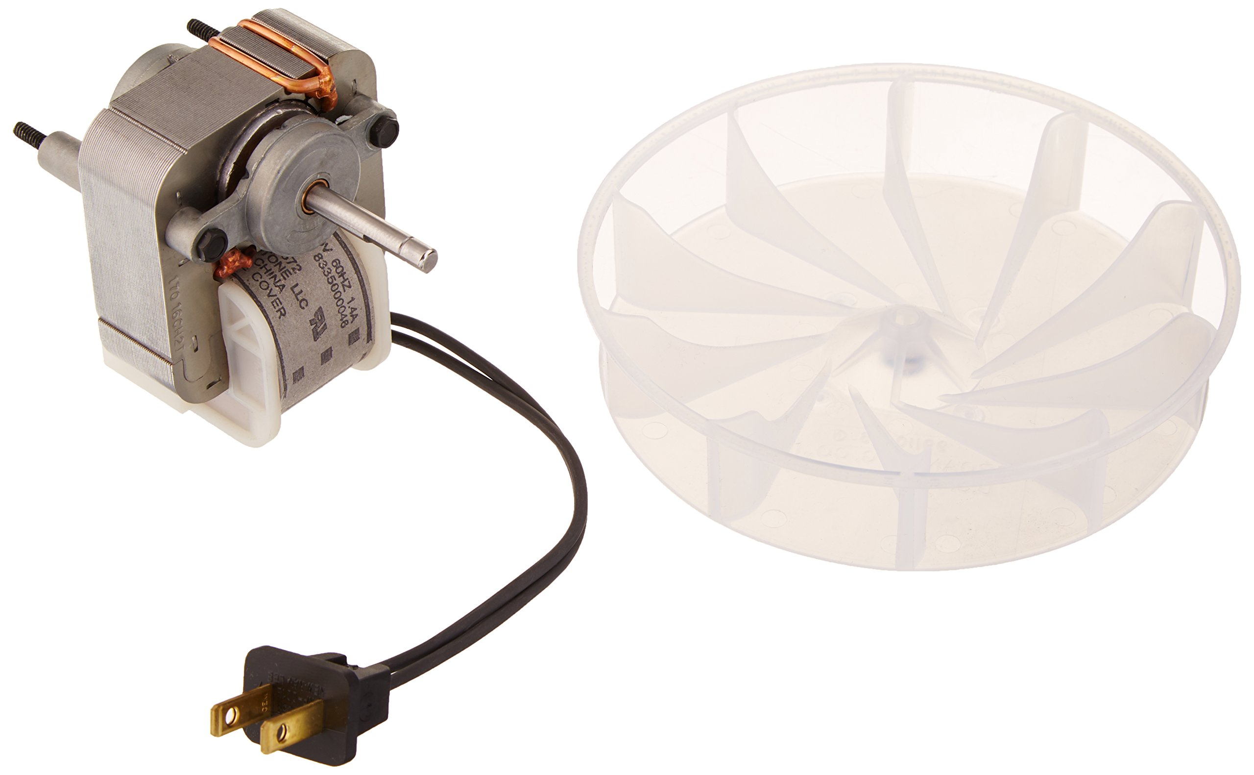 Nutone Bathroom Fan Replacement Parts