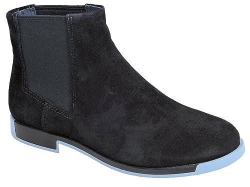 Camper, Mujer, - Botines Bowie, k400023, Color Azul, Talla 41: Amazon.es: Zapatos y complementos