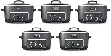 Amazon.com: Ninja Multi-Cooker with 4-in-1 Stove Top, Oven ...