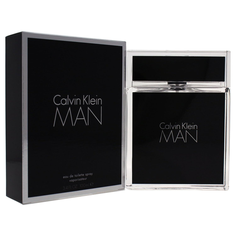 Man by Calvin Klein for Men, Eau De Toilette Spray, 3.4 Ounce Fragrance Express Canada Inc. 154444 2CN2702