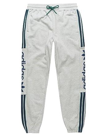adidas Skateboarding Mens Quarzo Fleece Pants at Amazon Mens Clothing store:
