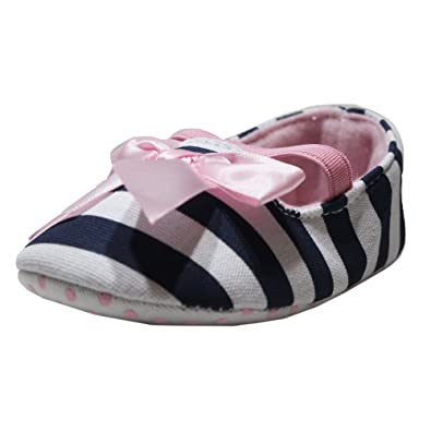 Abdc Kids Baby Girls Multi Coloured First Walking Shoes