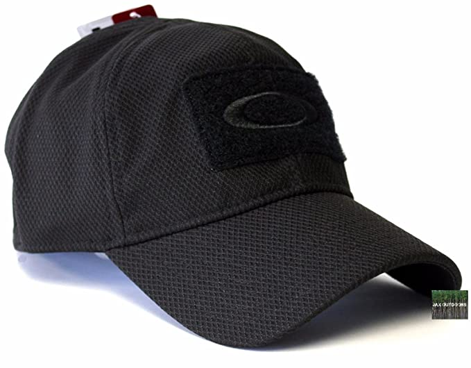 save off 825c9 f1b68 ... clearance oakley mens si mk 2 mod 1 standard issue tactical fitted hat  cap black 8f111
