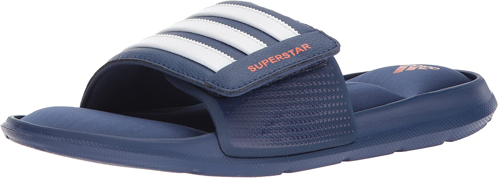 adidas Men's Superstar 5G Slide Sandal