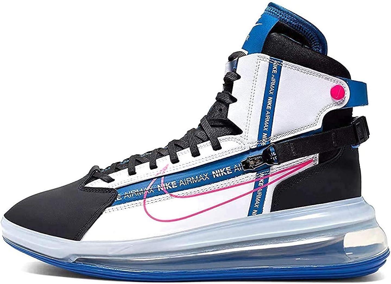 Nike Men's AIR MAX 720 SATRN AO2110 101 Size 13