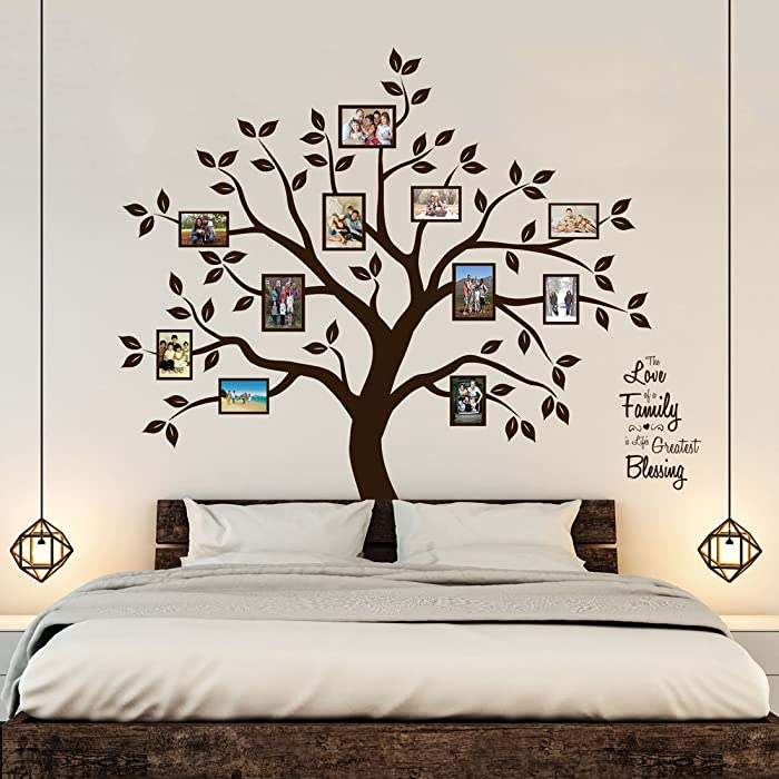 Top 10 Apple Blossom Vinal Tree Wall Art