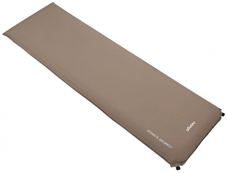 Vango Comfort 10 Single - Nutmeg - 200 cm - Strapazierfähige komfortable Isomatte