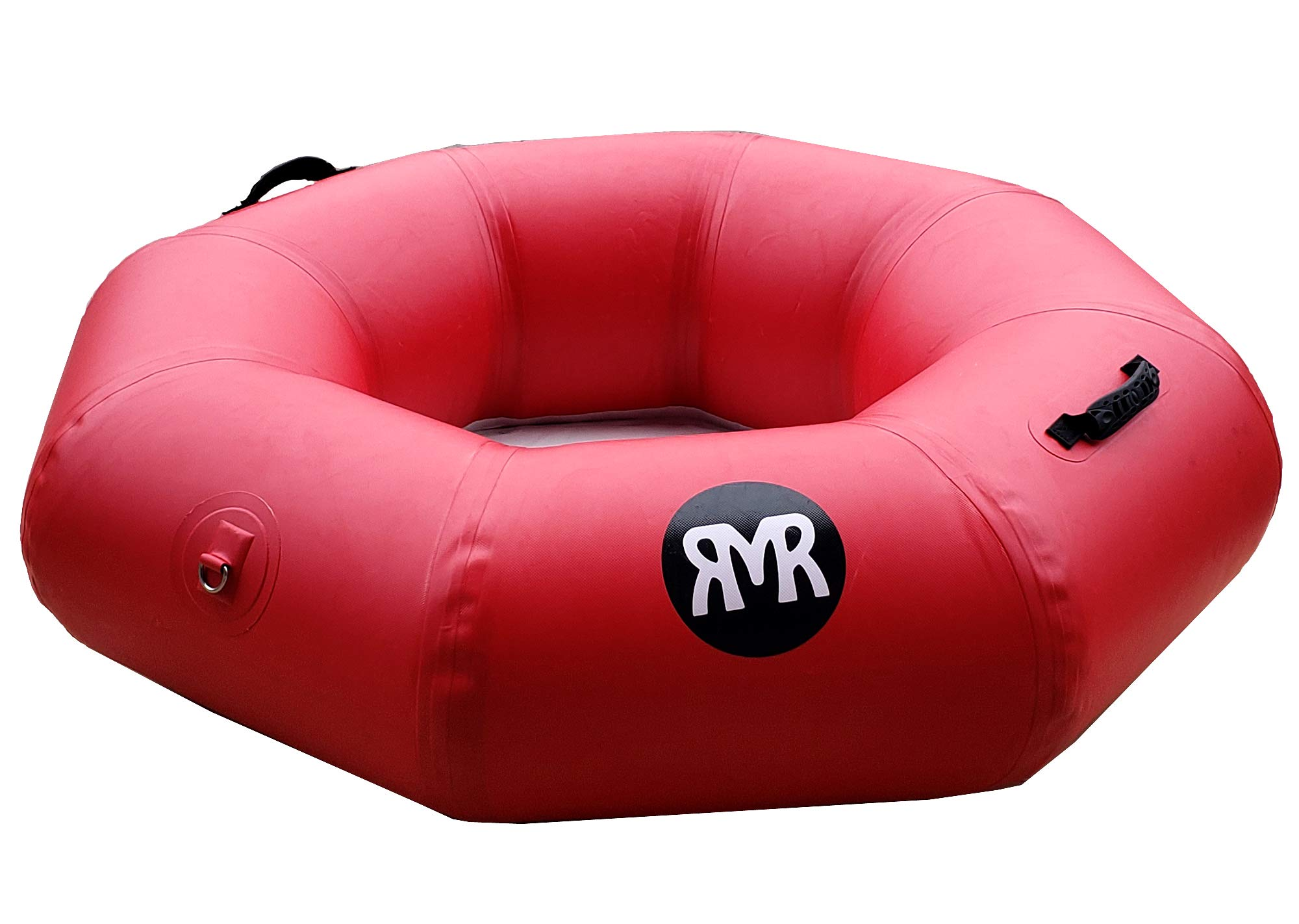 Rocky Mountain Rafts River Tube - Float Tube - Snow Tube (Red, RTR-48) by Rocky Mountain Rafts