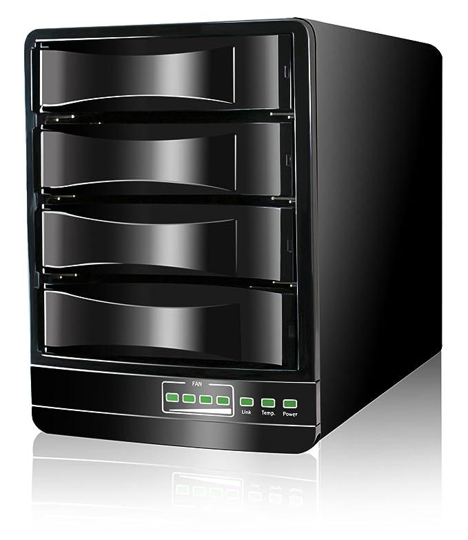 HornetTek DOK221U3P - Base de conexión para 2 discos duros de 2.5 ...