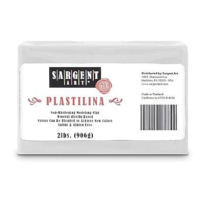 Sargent Art Plastilina Modeling Clay