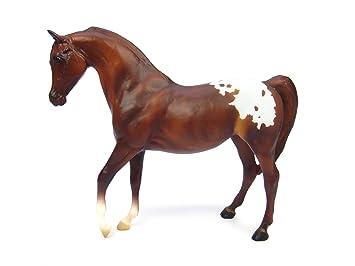 Breyer Classics Chestnut Appaloosa Horse Toy (1: 12 Scale), 9