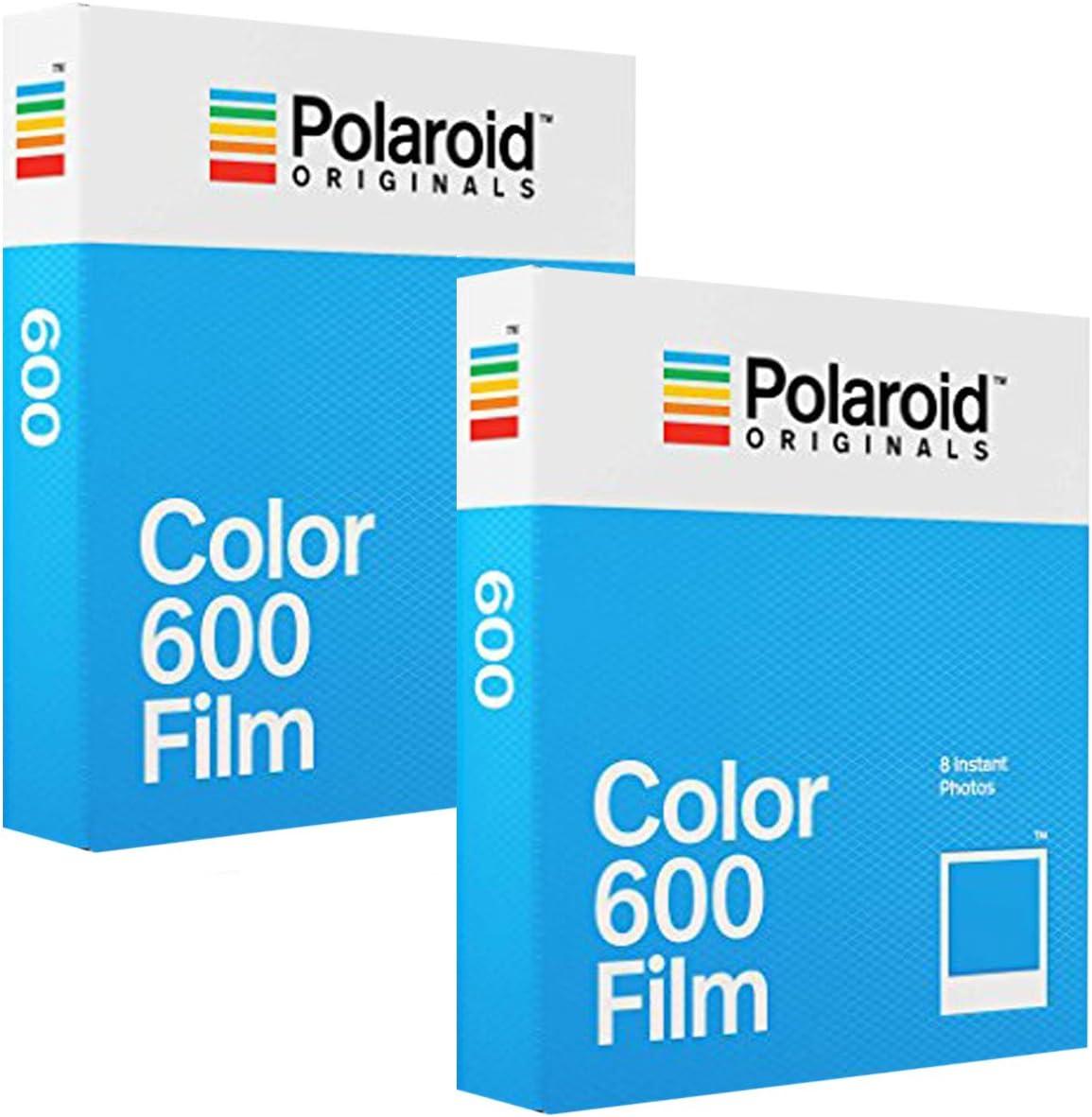 Polaroid Instant Film With Colour 600 Photo Porst 2 X Camera Photo