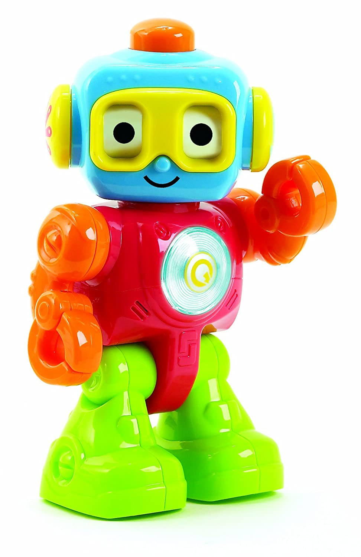 Playgo ROBOT Q luces y los sonidos del juguete Actividad