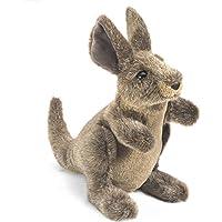 Folkmanis Small Kangaroo Hand Puppet
