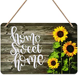 FaCraft Home Sweet Home Decor Sign,8