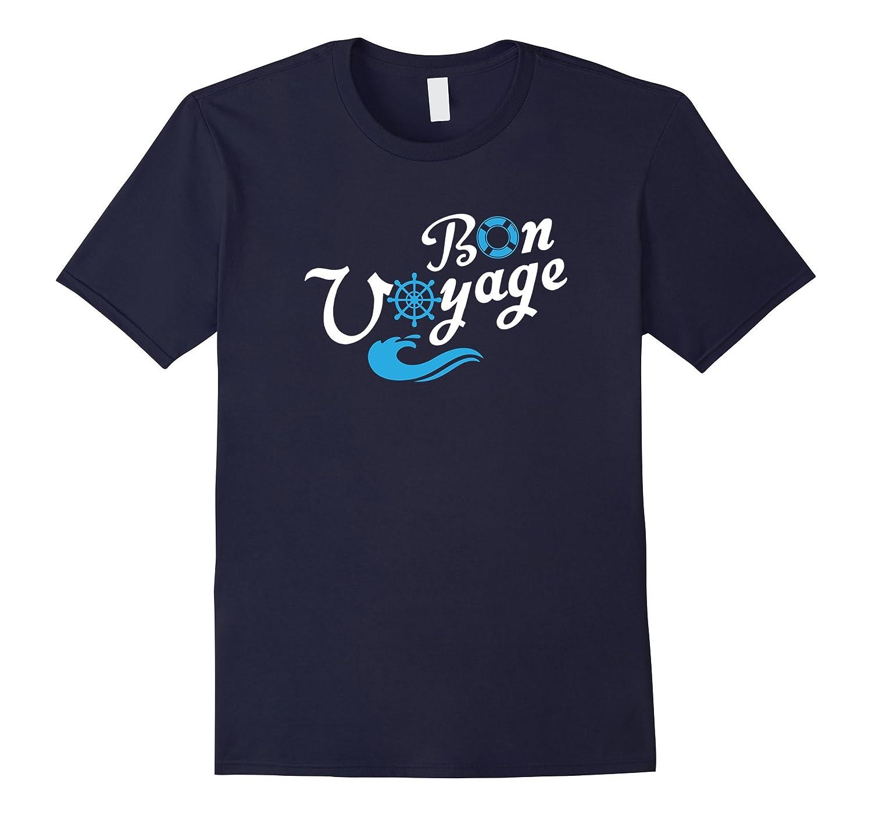 Bon Voyage T-Shirt-CD